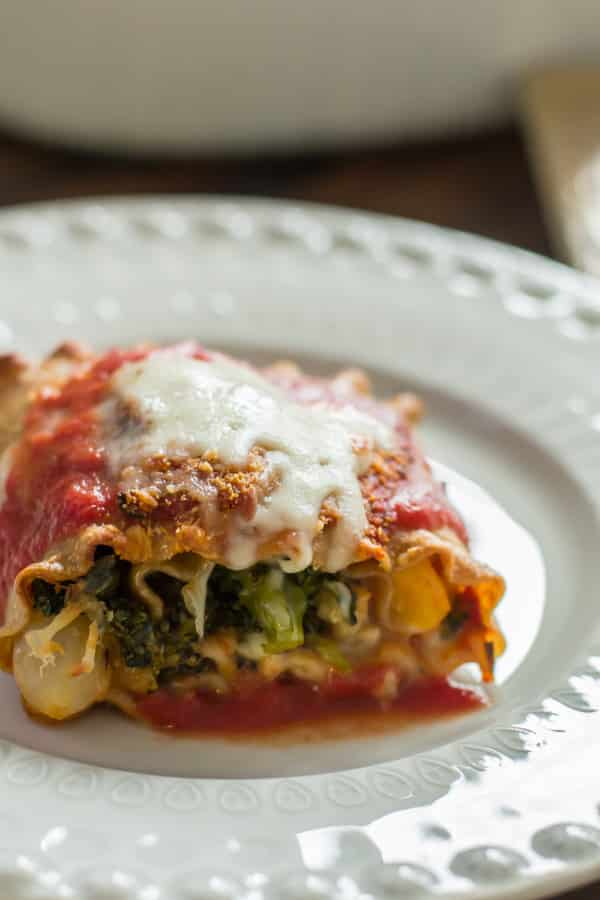 Vegetable lasagna roll ups primavera kitchen recipe