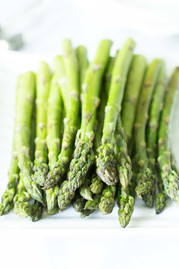 easy and quick roasted asparagus Primavera Kitchen REcipe