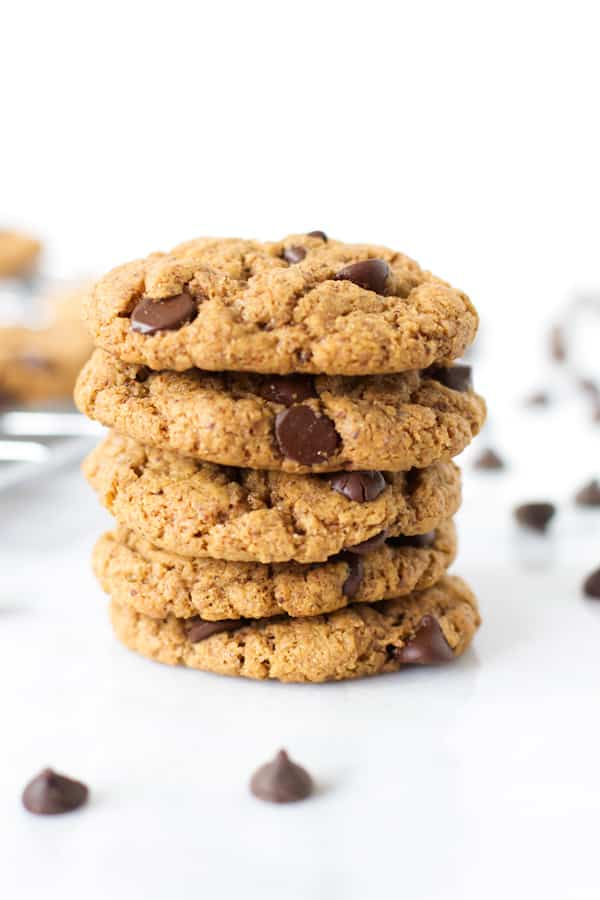 Gluten-free chocolate chip cookies Primavera Kitchen Recipe
