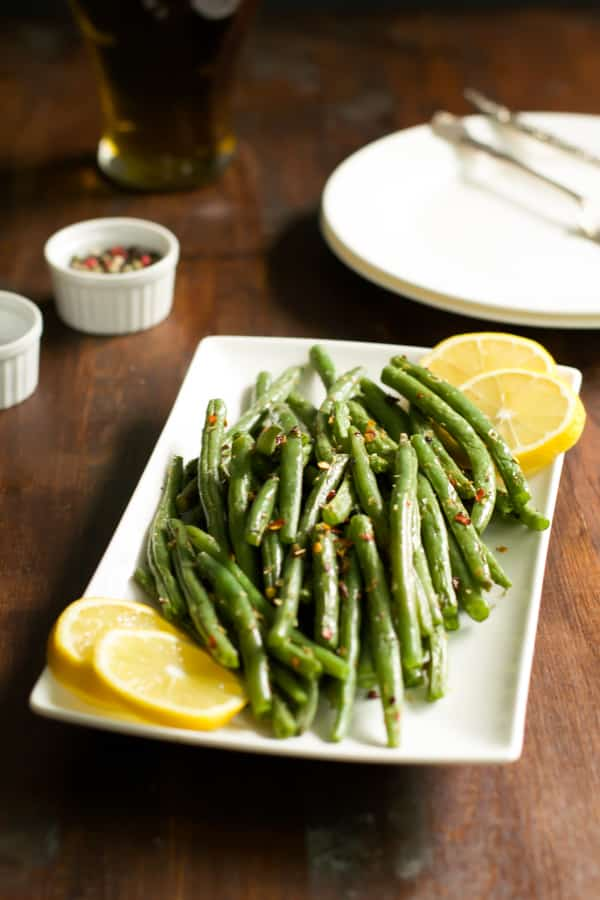How to make crispy baked green beans-4