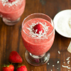 Strawberry Coconut Chia Pudding-5