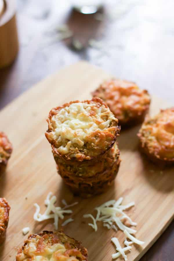 Cauliflower Muffins | gluten free and low carb at primaverakitchen.com