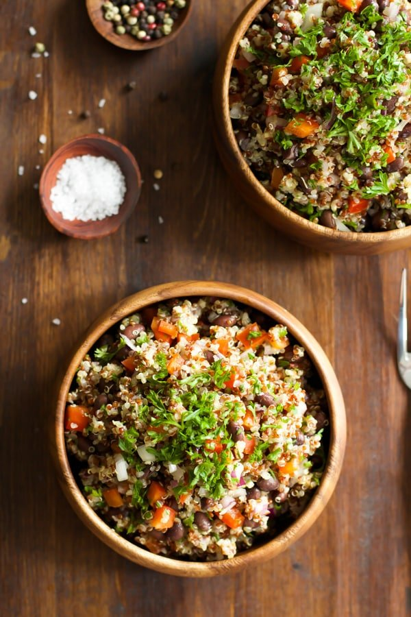 Quick and easy quinoa salad recipes