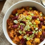 Slow Cooker Sweet Potato Chili-2