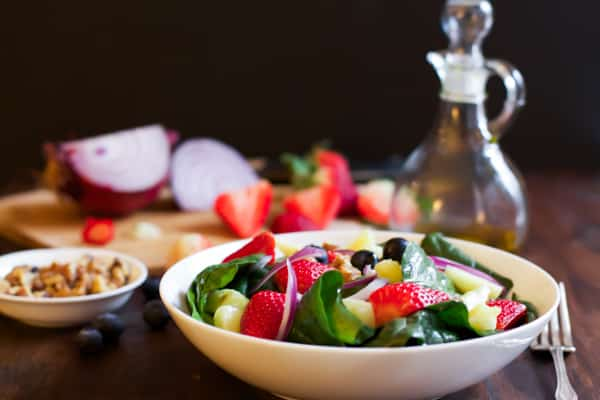 Fruit Gueen Salad Primavera Kitchen Recipe