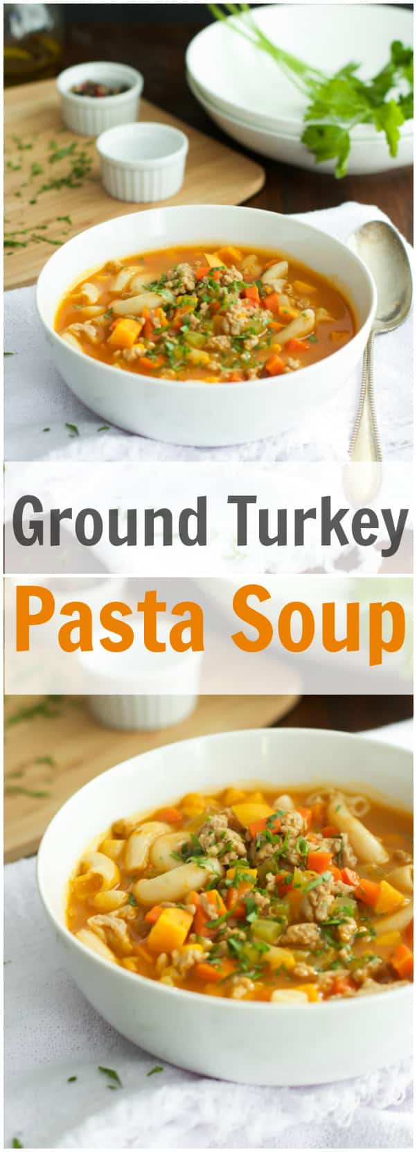 Ground Turkey Pasta Soup20