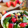 spinach fruit salad-4