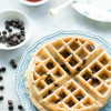 almond butter waffles-4