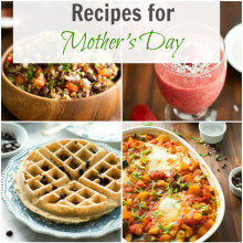 10 healthy brunch recipes for mother's day