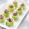 Tuna Cucumber Cups Recipe