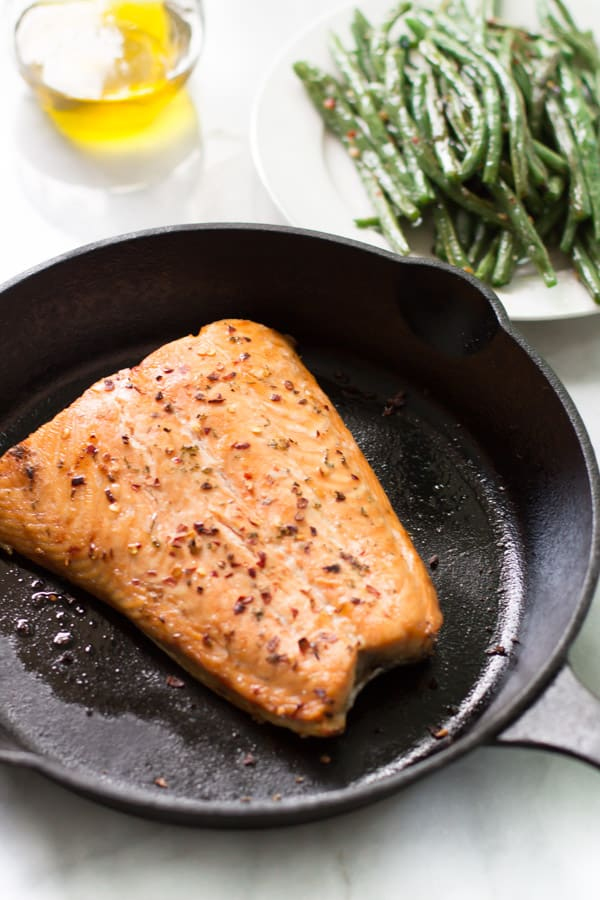 Easy and quick salmon recipes