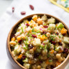 Cranberry Apple Quinoa Salad-4
