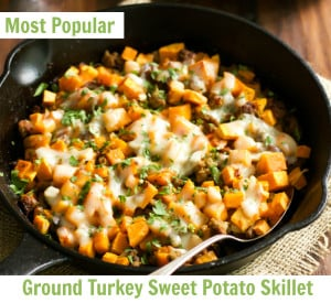 Ground-Turkey-Sweet-Potato-Skillet