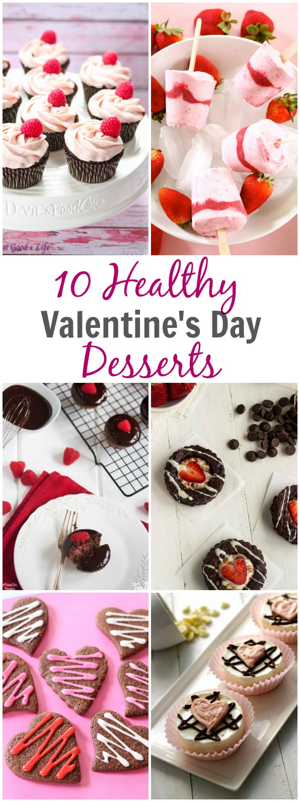 10 Healthy Valentine's Day Desserts 1