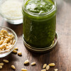 How to make Homemade Basil Pesto-6