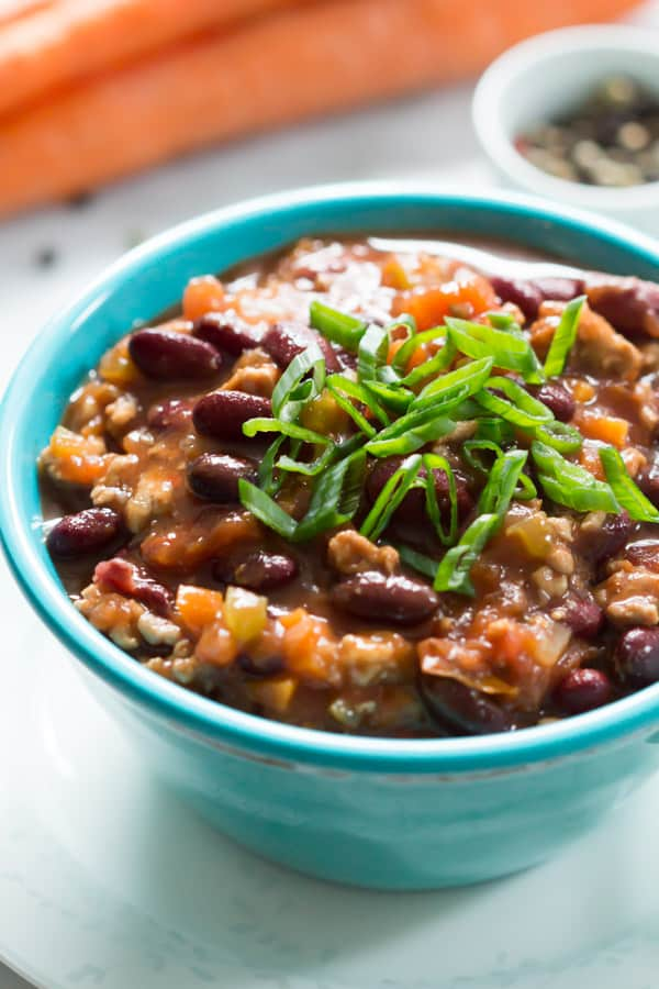 Super Easy Slow Cooker Chili - Try this super easy slow cooker chili ...