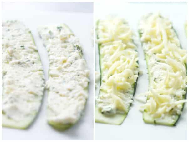 Zucchini Rolls Stuffed With Ricotta Recipe — Dishmaps