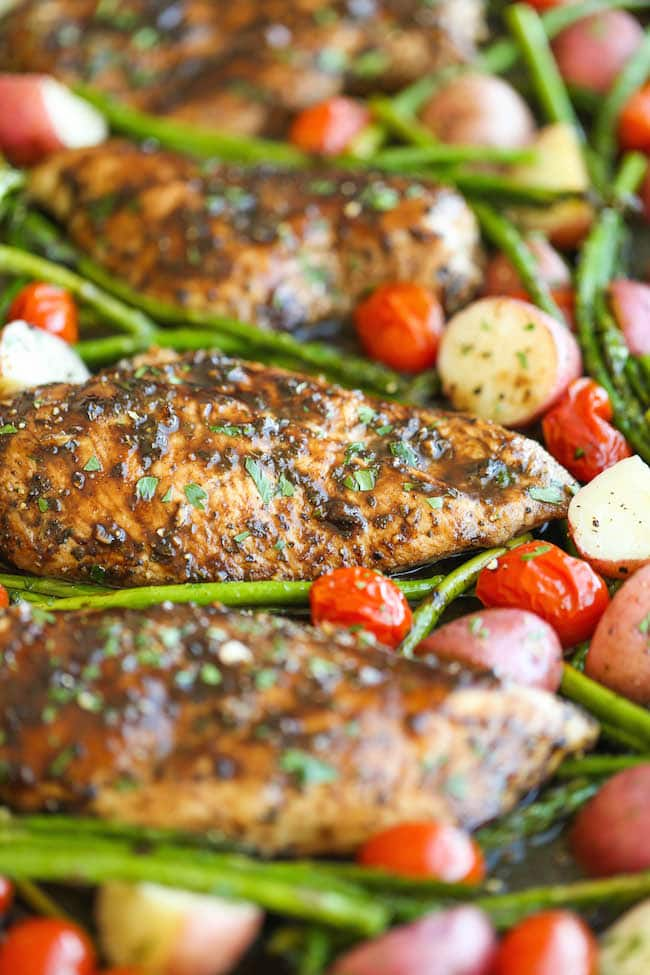 50 Healthy Chicken Recipes - Primavera Kitchen