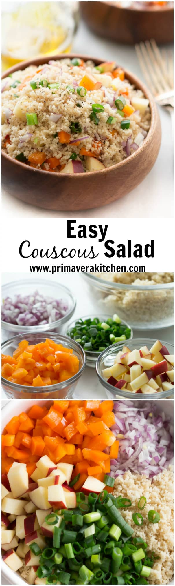Cold couscous recipes easy