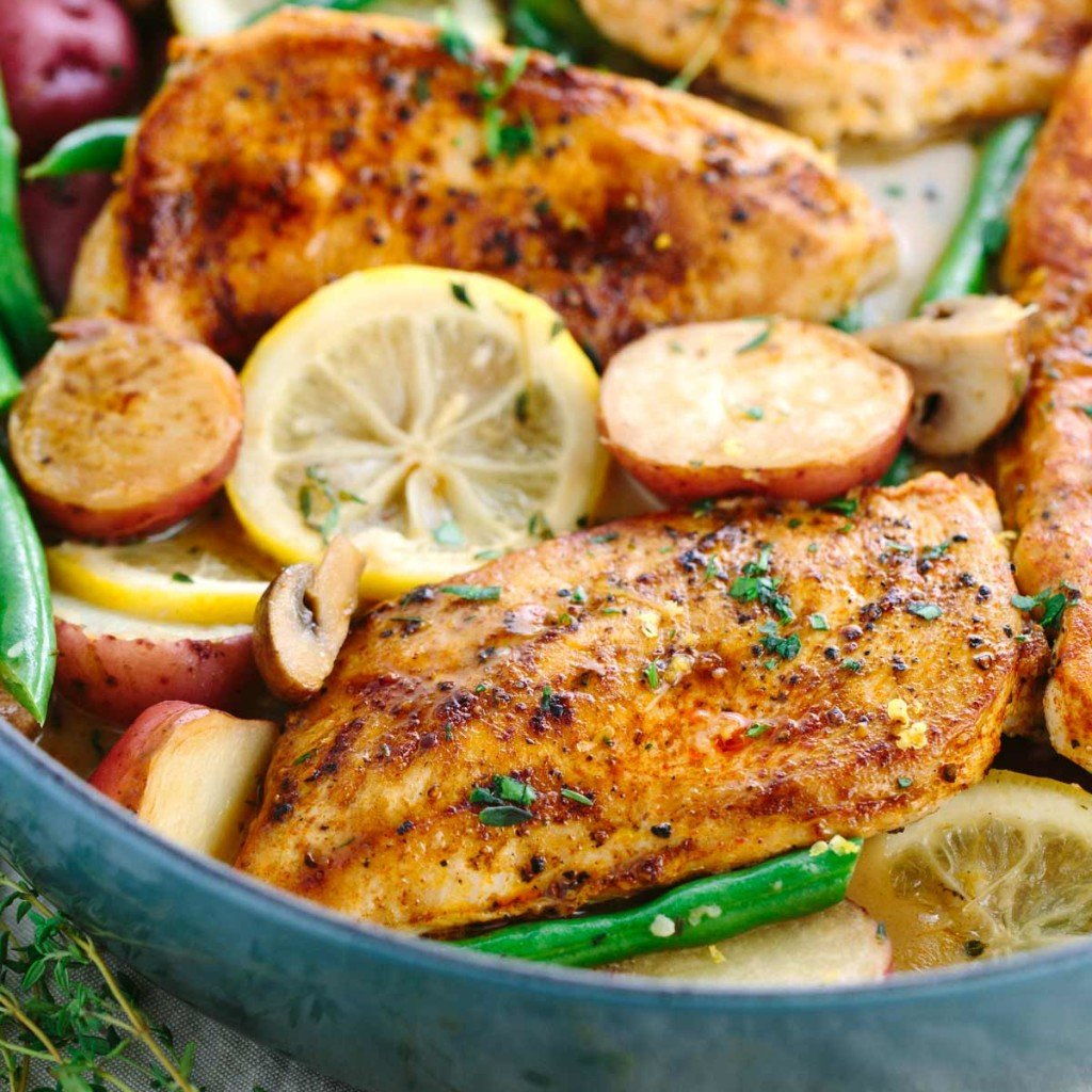 easy-family-meal-one-pot-lemon-chicken-recipe