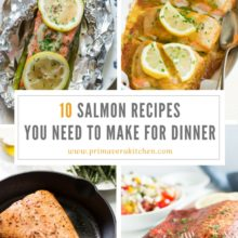 10 salmon recipes you need to make for dinner