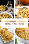 8 Awesome Pumpkin Pasta Sauces You Need to Make This Fall