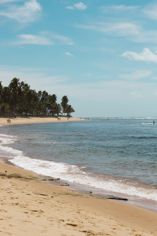 Life Beyond Cooking: Visiting Praia do Porte! This is a very beautiful and incredible beach to visit with your family in Brazil.
