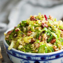 warm-quinoa-brussels-sprouts-salad