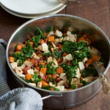 sweet-potato-chicken-kale-skillet_-3