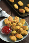 Low-carb Cauliflower Tots Recipe