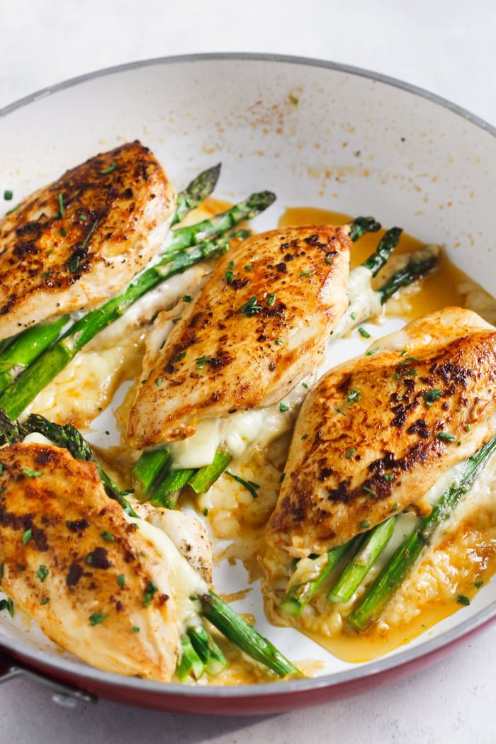 Chicken is the UK's most popular meat, so why not browse our beautiful chicken breast recipes to gain some inspiration for an extra special chicken dish?