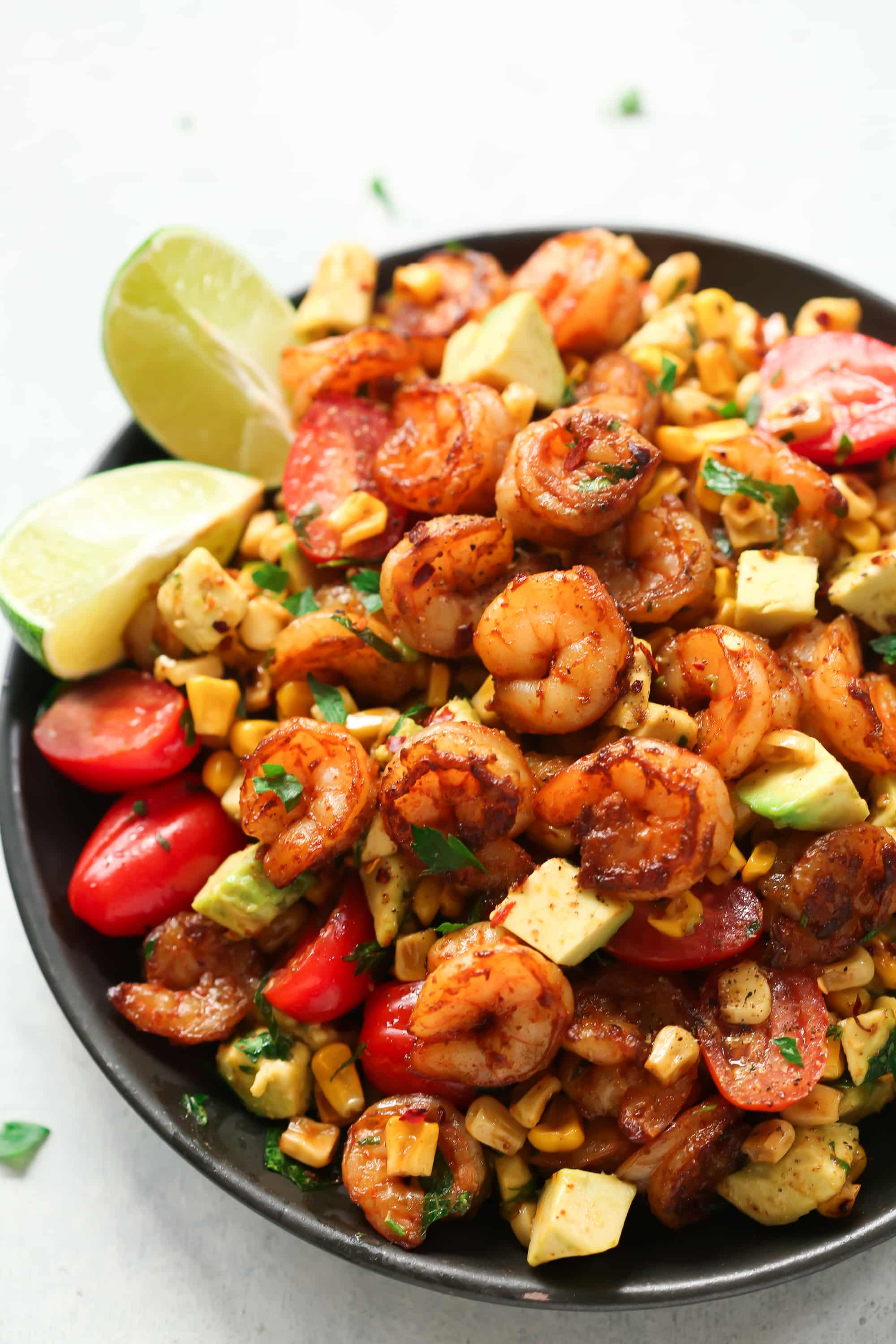 Salad with shrimp. The recipe for a delicious salad with shrimp and avocado 45