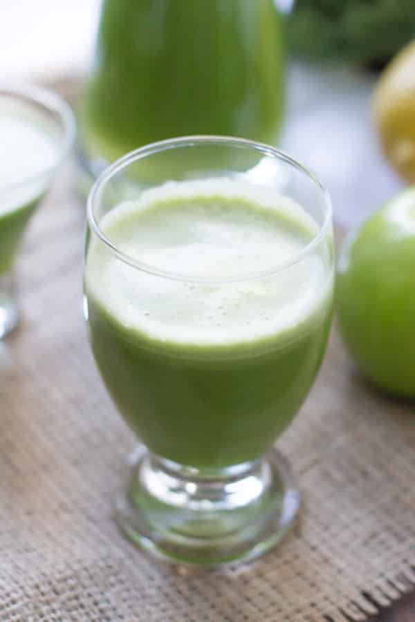 Green Juice Primavera Kitchen Recipe