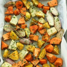 roasted root vegetable | primaverakitchen.com
