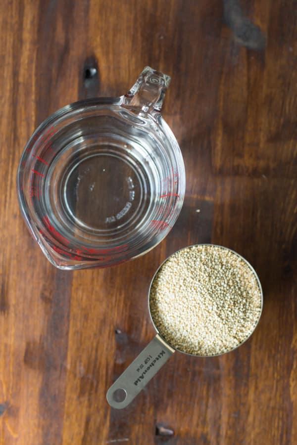how to make fluffy quinoa primavera kitchen recipe