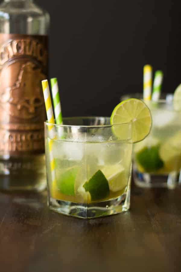 Caipirinha (Brazilian Drink) Primavera Kitchen Recipe