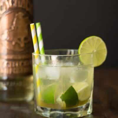 Caipirinha (Brazilian Drink)