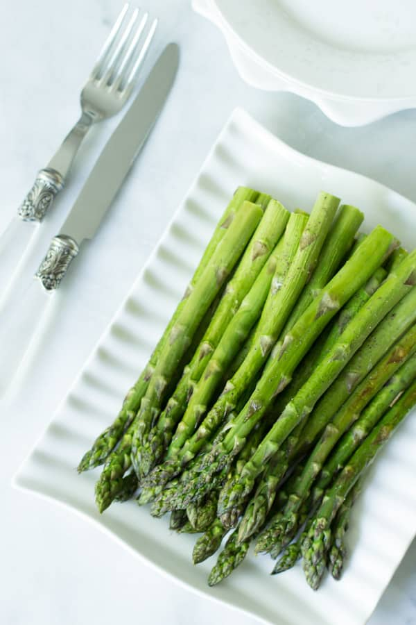 Easy Quick Roasted Asparagus Primavera Kitchen