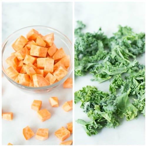 Sweet Potato Breakfast Tacos: Superfood Breakfast Tacos + Let Them Eat Kale Giveaway