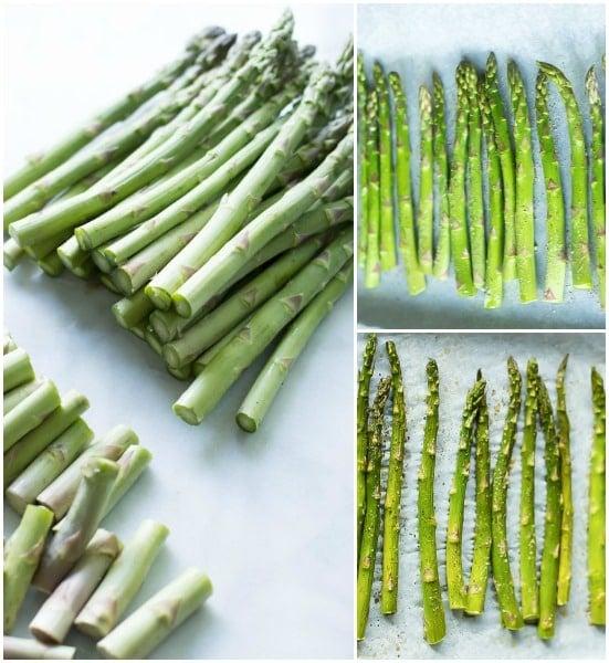 Easy Quick Roasted Asparagus Primavera Kitchen