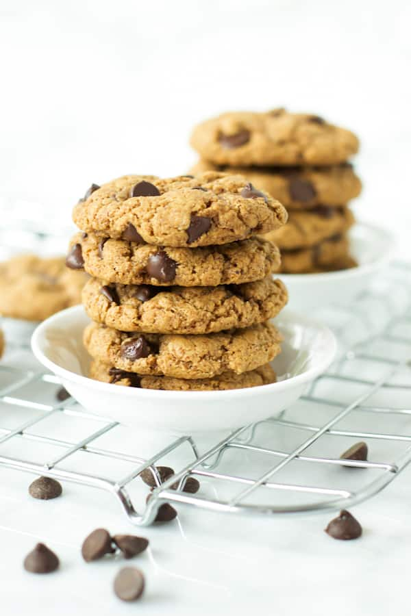 Gluten-free chocolate chip cookies