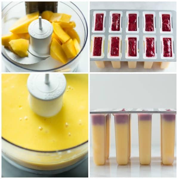 Mango Plum Popsicle Primavera Kitchen Recipe