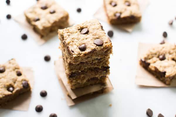 Peanut Butter Chocolate Chip Bars Primavera Kitchen Recipe