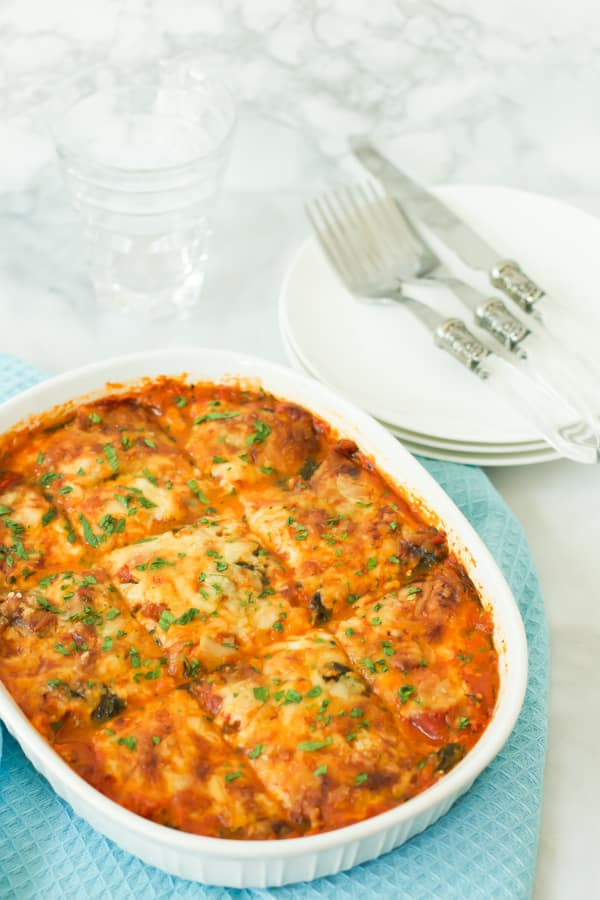 Spinach and Zucchini Lasagna_-9