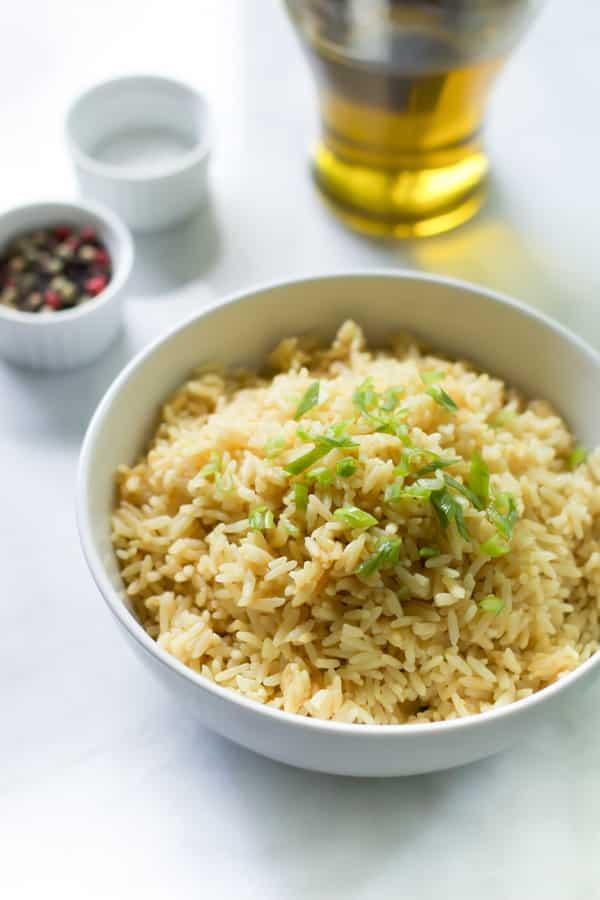 how to make fluffy rice Primavera Kitchen Recipe