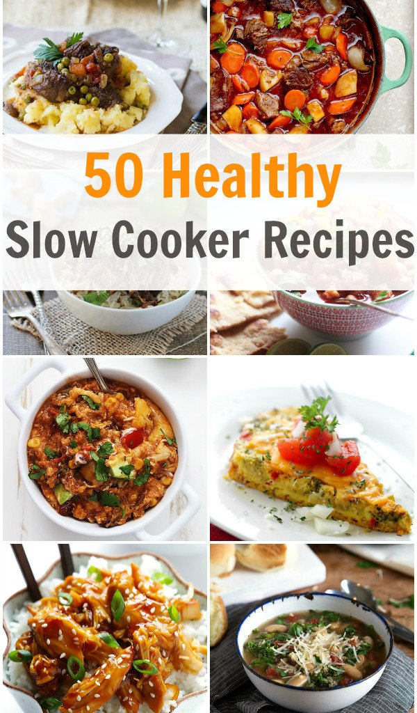 50 Healthy Slow Cooker Recipes Primavera Kitchen Recipe
