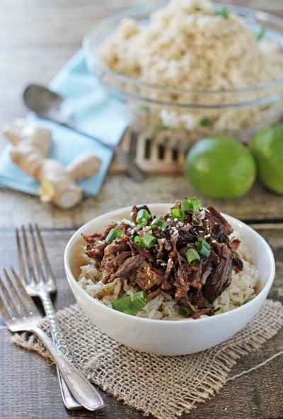 Slow Cooker Crock pot Asian beef short ribs Primavera Kitchen Recipe