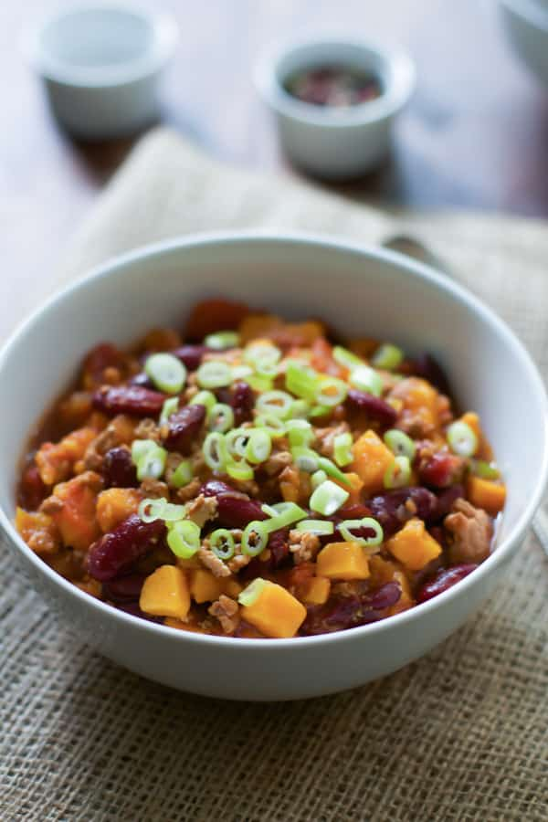 Slow Cooker Sweet Potato Chili Primavera Kitchen Recipe