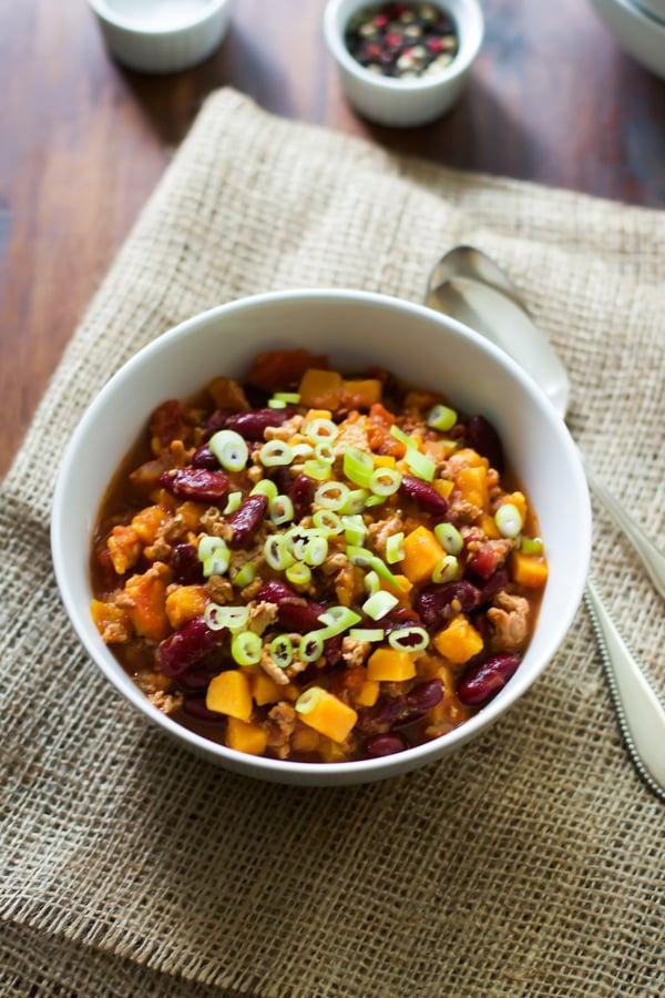 Slow Cooker Sweet Potato Chili Primavera Kitchen Recipe