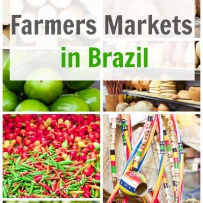 farmers markets in Brazil
